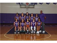 JV Girls Basketball 18-19