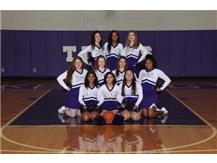 Freshman Basketball Cheer 18-19