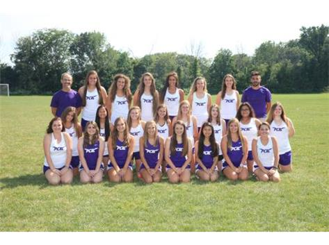 2015 Girls Cross Country-OCC Ohio Champions