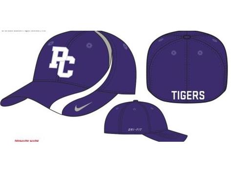 NEW PHSC TIGER HAT FROM BOOSTER CLUB