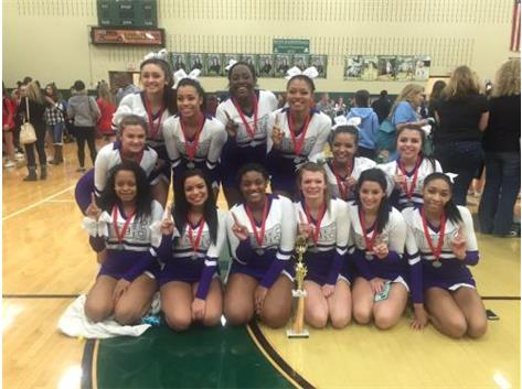 TIGERS COMP CHEER CAPTURES DUBLIN EVENT 1/17/16