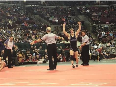 Joe Terry - 2016 State Champion At 170lbs
