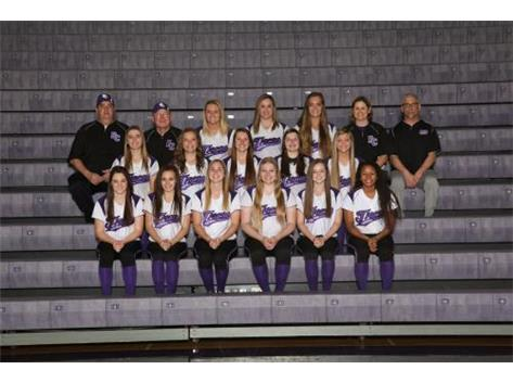 2016 TIGER VARSITY SOFTBALL