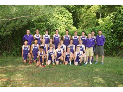2016 BOYS CROSS COUNTRY
