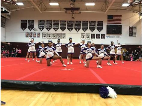 CHEER FOR A CURE COMPETITION 1/14/17