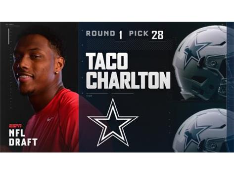 TACO TAKEN BY THE COWBOYS!