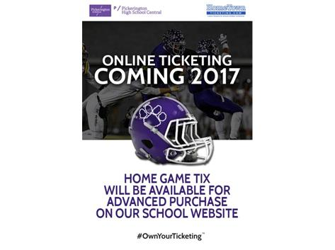 2017 TIGER FOOTBALL TICKETS ON SALE SOON