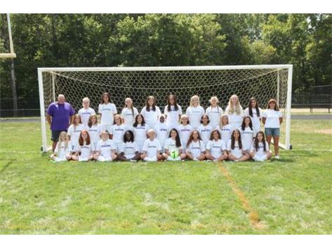 2017 Girls JV Soccer
