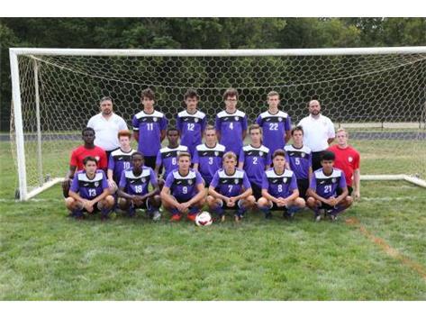 2017 Boys Varsity Soccer