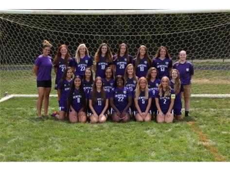 2017 Girls Varsity Soccer