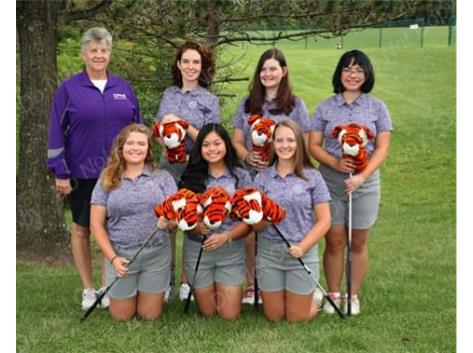 2018 Varsity Girls Golf