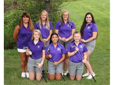 2018 Junior Varsity Girls Golf