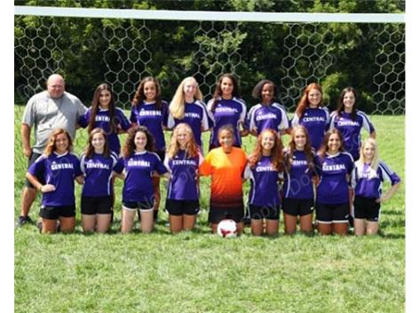 2018 Junior Varsity Girls Soccer