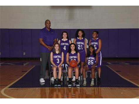 Freshman Girls Basketball 18-19