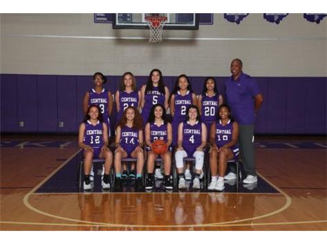 JV Girls Basketball 18-19