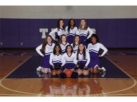 Freshman Basketball Cheer 18-19