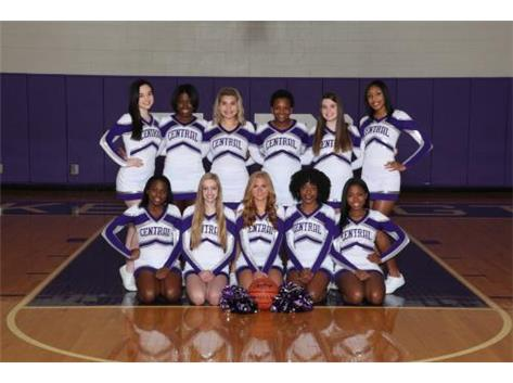 Varsity Basketball Cheer 18-19