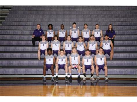 2018 Junior Varsity Boys Volleyball