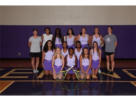 2019 Junior Varsity Tennis