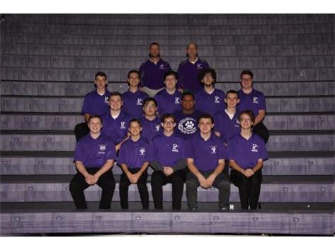 2019-20 Boys Bowling Team