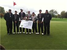 2013 - Panther Varsity Golf - 2nd Place @ States