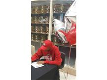 CONGRATULATIONS to Dejon Clark, signing to play Men's Volleyball at  THE Ohio State University!!