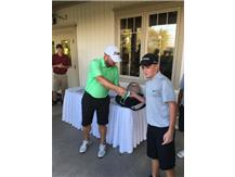 Danny Heitmeyer - 2016 Coffman Classic most improved