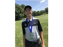Hadyn Hunt- 2018 Mintz West Medalist