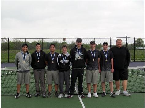 2013 OCC Team Tournament Champs