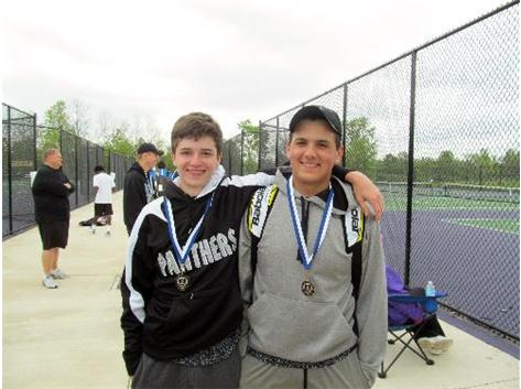 Avery & Franco - 2nd Doubles OCC Champs