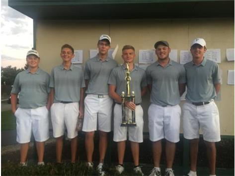 2015 Watkins Fall Invitational Champions -Frank Jones, Josh Tasney, Tyler Vermilion, Michael Diehl, Cameron Bruce, Nick Montes