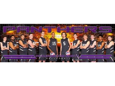 Boys Volleyball 2016 SENIORS  Thank you Mitch Brown, Central Ohio Photography, for our poster!!