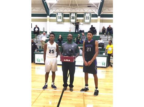 Jerome Hunter MVP Lebron James Classic