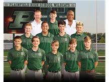 JV Golf Team