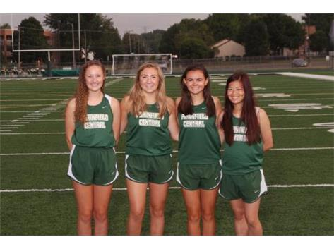 Seniors Cross Country
