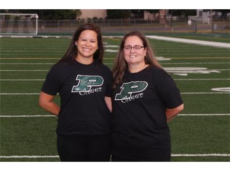 Fall Cheer Sideline Coaches