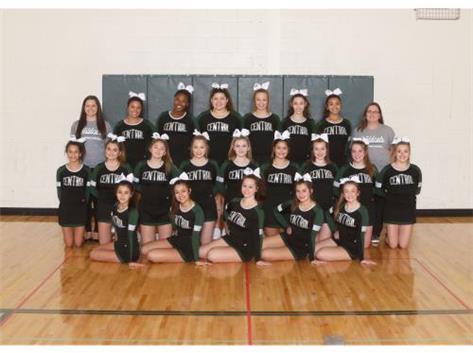 JV Cheer Squad