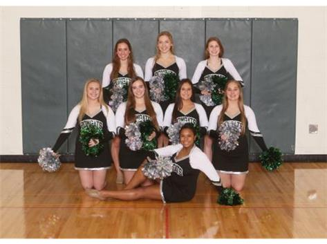 Seniors Dance Team