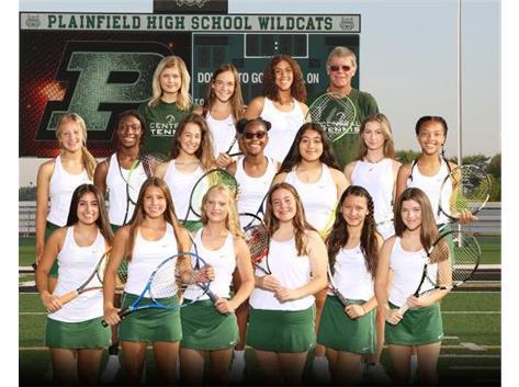 JV Tennis Team