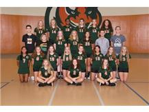 Girls Freshman Volleyball