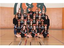 Varsity Competitive Cheer Team