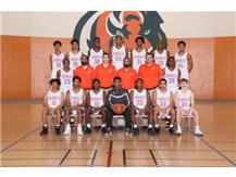 Varsity Boys Basketball Team