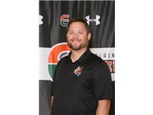Athletic Trainer Chuck Smith