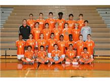 Boys Freshman Soccer Team