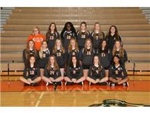 Girls JV Volleyball Team