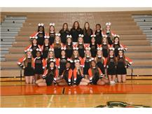 Fall Varsity Cheerleading