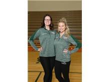 Dance Coaches Jaclyn Quinn, Amber Amarino