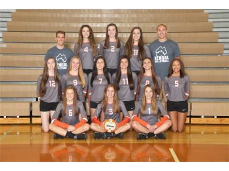 Girls Volleyball - Varsity