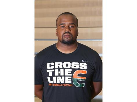 Head Football Coach Terrance Terry