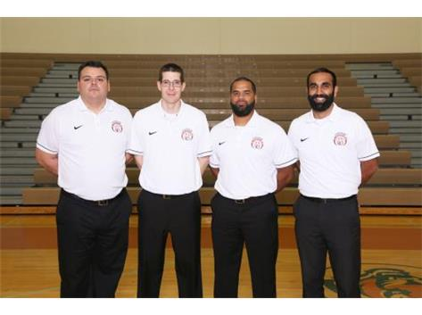 Boys Basketball Coaches